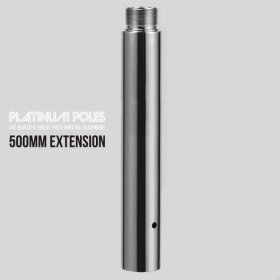 "Platinum Poles 20"" / 500mm Extension"