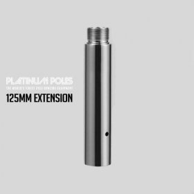 "Platinum Poles 5"" / 125mm Extension"